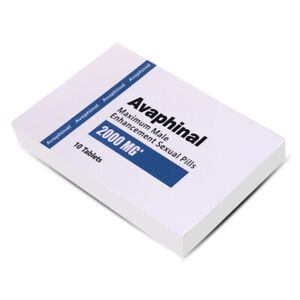 Avaphinal - Natural Male Enhancement Pill GUARANTEED POWERFUL ERECTION Pills