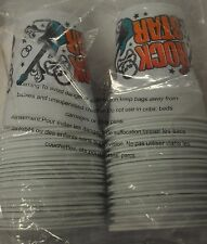 ROCK STAR PARTY 14OZ PLASTIC CUPS 40PC ROCK AND ROLL PARTY