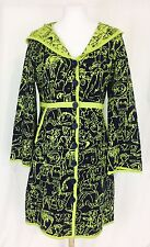 Victor & Rolf Made In Italy Designer Coat Dress With Hood. Women's. Medium.