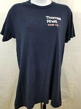 Thomas Rhett VHS-19 concert tour Navy Blue T Shirt sz sm