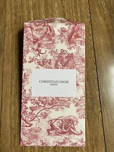 Dior VIP Envelope (CNY2021) Toile de Jouy NEW & AUTHENTIC