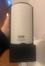 Amazon Echo (2nd Generation) Smart Assistant - Sandstone Fabric - HBO BRANDED
