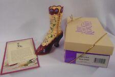 Jtrs Just The Right Shoe Opera Boot #25005 Nib w/Coa