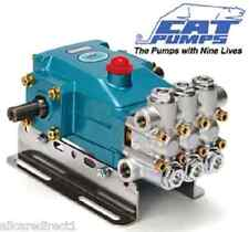 New CAT Pump Model 5CP2120W- triplex [three plunger rods] positive displacement