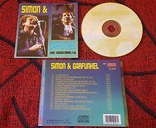 PAUL SIMON & ART GARFUNKEL **Cloudy - Wednesday Morning, 3 A.M.** RARE Spain CD