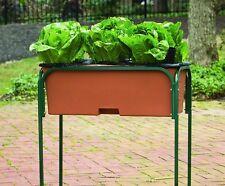 EarthBox Garden Stand Indoor/Outdoor Plant Flower Stand Steel Frame