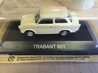 "DIE CAST "" TRABANT 601 "" LEGENDARY CARS SCALA 1/43"