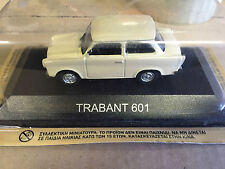 "DIE CAST "" TRABANT 601 "" LEGENDARY CARS SCALA 1/43"