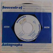 SUGAR N SPICE: 60s Manitoba Canada Teen Pop Soul Funk 45 Private HEAR
