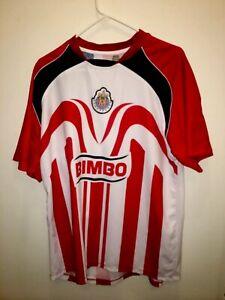 Guadalajara Deportivo Club FC Jersey Football Soccer Liga MX Futbol