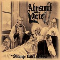 ABYSMAL GRIEF – Strange Rites of Evil (NEW*LIM.200 CLEAR V.*DOOM*R.BIZARRE)