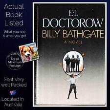 Billy Bathgate: A Novel by E. L. Doctorow Hardcover 1989 USA Print VG