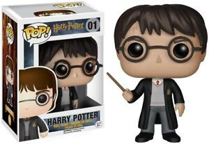 Funko Pop Movies Harry Potter Action Figure Harry Potter 5858 01 NEW