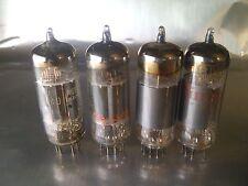 (4) 8JV8 Vacuum Tube Mix Brands ((UNTESTED))