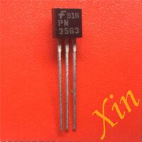 10PCS PN3563 - transistor N channel 30mA TO-92 new original