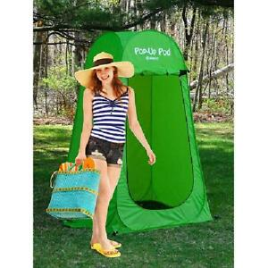 Changing Room Camping Tent Portable Shower Station Pop Up Tent Privacy Room New
