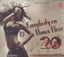 EVERYBODY ON DANCE FLOOR 20 -  2 CD BOLLYWOOD REMIX SET