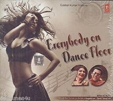 EVERYBODY ON DANCE FLOOR 20 -  2 CD BOLLYWOOD REMIX SET