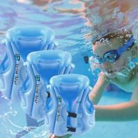 Baby Kids Safety Inflatable Swim Vest Life Jacket Swimming Buoyancy Aid Vest