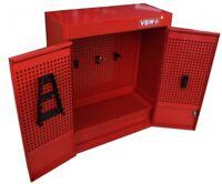 VBW Armario de Herramientas metal Taller cerradizo Gabinete
