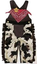 Gymboree Sheriff Costume Boys 12-18 Months