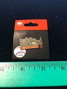 NEW 2020 ISSUE Oracle Park Lapel Pin - San Francisco Giants - MLB Licensed