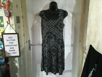 George Ladies Skater Dress Size 12, Beautiful Design, Brand New With Tags.