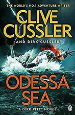 Odessa Sea by CLIVE CUSSLER-ExLibrary