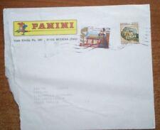 RARA BUSTA DI SPEDIZIONE FIGURINE ORIGINALE   PANINI DEL 1999