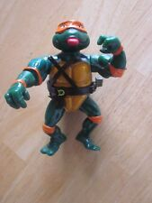 TMNT Ninja Turtle with Spinning Arm Playmates Toys - 1998