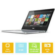 """14"""" Dell Inspiron 14 7437, Intel i5 1.60GHz, 500GB + SSD, 6GB, Touch, Ultrabook"""
