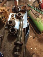 1944 John Deere A Tractor complete set original JD upper transmission gears