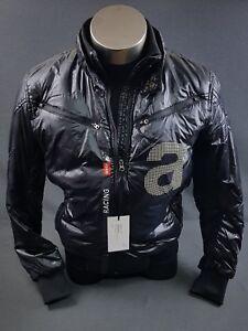 New Genuine Aprilia Women's Ultralight Sheen Jacket, Black / Size: Medium 894375