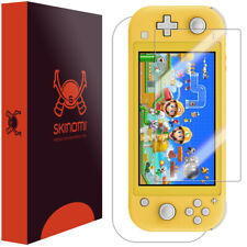 "Skinomi Clear Full Body Skin Protector for Nintendo Switch Lite [5"", 2019]"