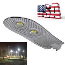 New listing 100W Led Street Light 58*27*10.5cm outdoor Ip65 Lamp Road Street 5500-6000K New