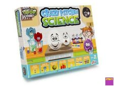 Science Experiment Set Crazy Kitchen Home Lab Learn Childrens Kids Activity Kit