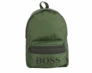 Hugo Boss J20278 64C Backpack Khaki