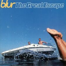 BLUR THE GREAT ESCAPE LP VINYL 33RPM NEW 2LP
