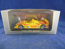 Rare Minichamps WAP 02060916 Porsche RS Spyder Racing No. 6 Porsche Packaging