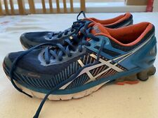 Men's Asics Gel Kinsei 6 Running Fitness Trainers Size Uk9