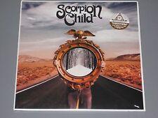 Scorpion Child self titled 2 Lp ltd Bronze Vinyl / side D etching gatefold New