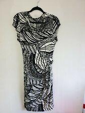 Planet Mock Wrap Dress Size 12 (E1)