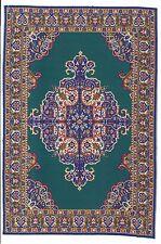 "Dollhouse Miniature Beautiful Woven Turkish Rug 6"" x 9"" ~ M110-214"