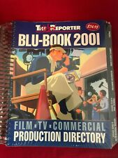 The Blu-Book Brand New 2001 Film, Tv & Commercial Production Directory