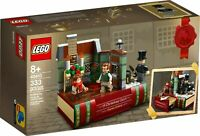 LEGO 40410 Charles Dickens Tribute Christmas - Brand New In Box Limited Edition