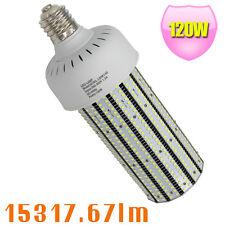 480Volt Warehouse LED Corn Bulb 120Watt Replace 400W High Bay Lighting E39 6000K
