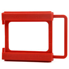 """SSD To HDD Mounting Adapter Bracket Hard Drive Holder 2.5"""" To 3.5""""  - By TRIXES"""