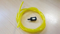 2.5mm ID 5mm O/D X  1mt FUEL LINE PIPE + FiILTER STRIMMER BLOWER CHAINSAW