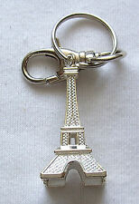 Schlüsselanhänger Eifelturm 3D mit Schlüsselring Versailles Louvre Key chain