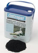 Cintropur Scin Aktivkohle (lose) im Behälter von 3,4 Litern